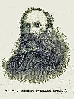 William Joseph Corbet British politician