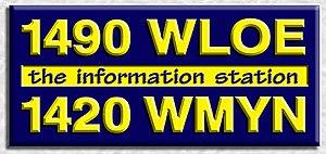 WLOE - Image: WLOE logo