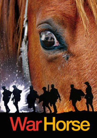 War Horse (play) - War Horse stageplay advertising poster