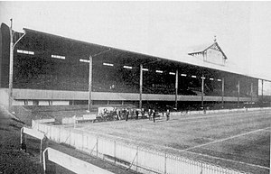 White Hart Lane - The West Stand built in 1909