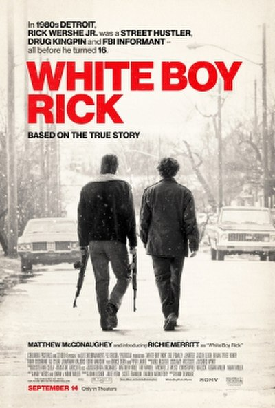 Picture of a movie: White Boy Rick