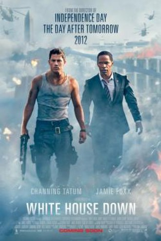 White House Down - Theatrical release poster