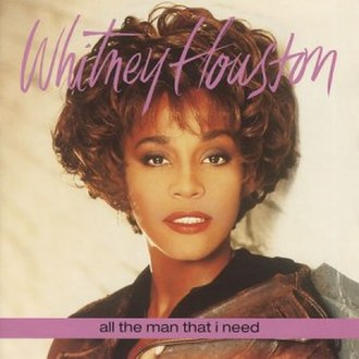 All the Man That I Need - Image: Whitney Houston All the Man That I Need