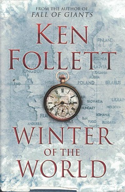Picture of a book: Winter Of The World
