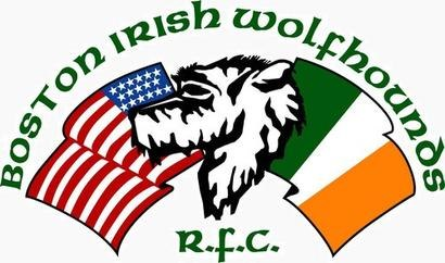 Wolfhounds rugby logo