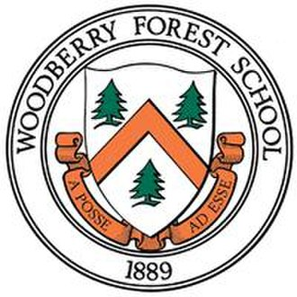 Woodberry Forest School - Image: Woodberry Forest School logo