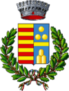 Coat of arms of Zubiena