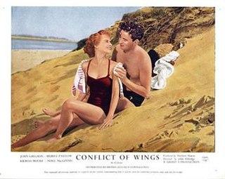 <i>Conflict of Wings</i> 1954 film by John Eldridge