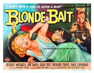 Women Without Men (1956 film) - U.S. poster