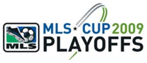 2009 MLS Cup Playoffs - Image: 2009 MLS Playoffs