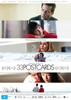 <i>33 Postcards</i>