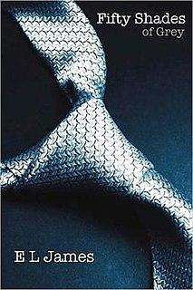 <i>Fifty Shades of Grey</i> 2011 erotic romance novel