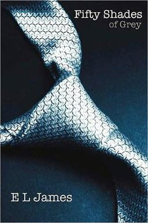 Fifty Shades of Grey - 2012 paperback cover