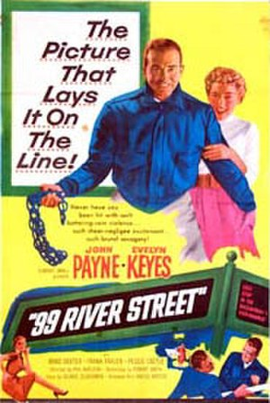 99 River Street - Theatrical release poster