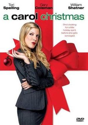 A Carol Christmas - Image: A Carol Christmas DVD