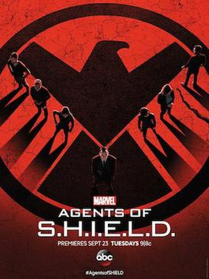 Agents of S.H.I.E.L.D. (season 2) - Promotional poster and home media cover art
