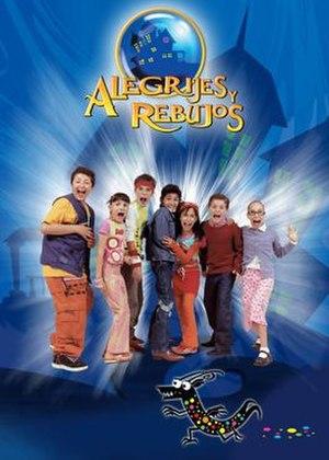 Alegrijes y Rebujos - Alegrijes y Rebujos promotional poster