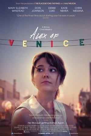 Alex of Venice - Image: Alex of Venice POSTER