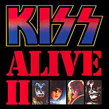 Live album by kiss