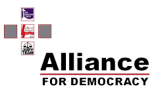 Alliance for Democracy (UK) - Image: Alliance for Democracy