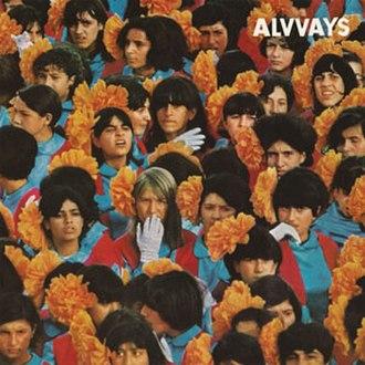 Alvvays (album) - Image: Alvvays 2014