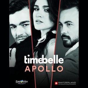 Apollo (song) - Image: Apollo Timebelle