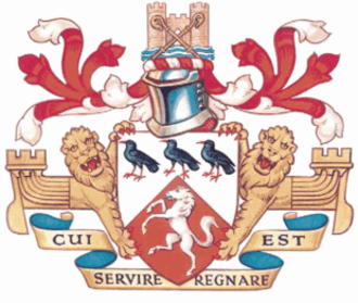 University of Kent - Coat of arms of the University of Kent