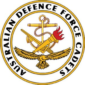 Australian Defence Force Cadets - The Badge of the ADFC