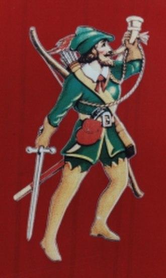 Barton Transport - The Robin Hood motif