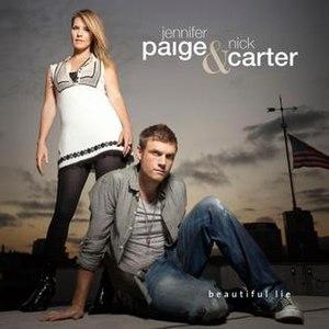 Beautiful Lie - Image: Beautiful Lie (Single cover)