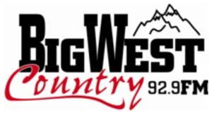 CIBW-FM - Image: Big West Country logo
