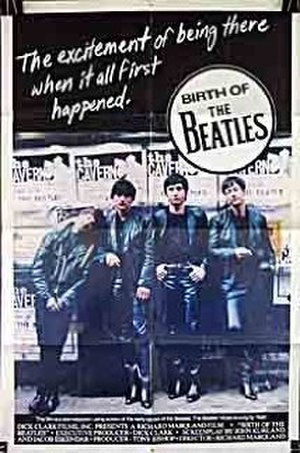 Birth of the Beatles - Image: Birth of the Beatles poster