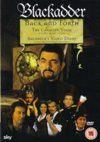 Blackadder: Back & Forth - Image: Blackadder Back And Forth DVD Cover