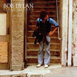 Street-Legal (album) - Image: Bob Dylan Street Legal