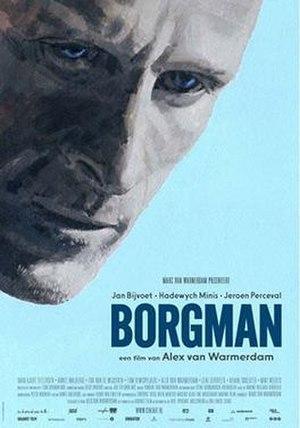 Borgman (film) - Film poster