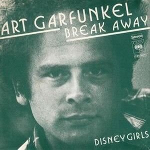 Break Away (Art Garfunkel song) - Image: Break Away Art Garfunkel