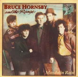 Mandolin Rain - Image: Bruce Hornsby Mandolin Rain single cover