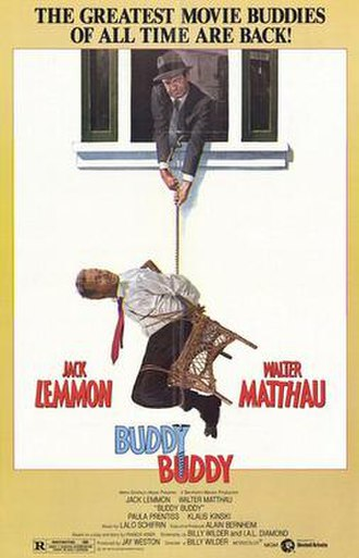 Buddy Buddy - Theatrical release poster