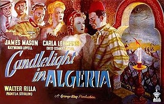 <i>Candlelight in Algeria</i> 1944 film by George King