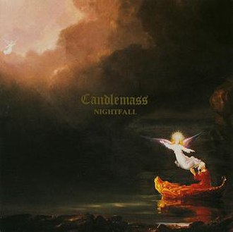 Nightfall (album) - Image: Candlemass Nightfall