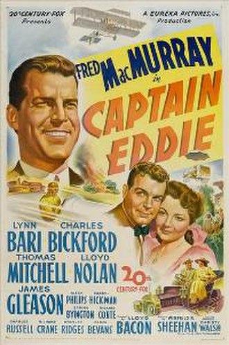 Captain Eddie - Theatrical poster