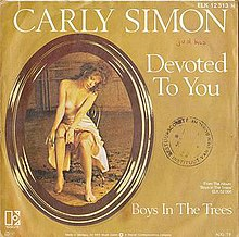 Carly Simon James Taylor Devoted To You.jpg