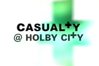 <i>Casualty@Holby City</i> television series