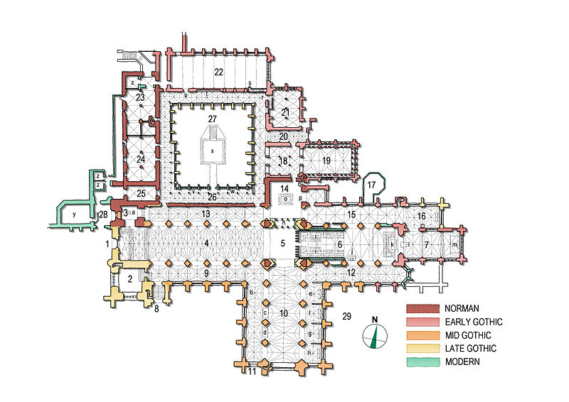 Talk chester cathedral wikipedia for South cathedral mansions floor plans