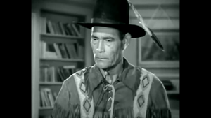 Chief Thundercloud - Victor Daniels as Chief Whitecloud in Renegade Girl (1946)