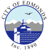 Official seal of Edmonds, Washington
