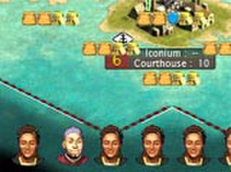 Civilization III - Citizens may be of different nationalities