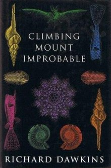 Climbing Mount Improbable, British first edition.jpg