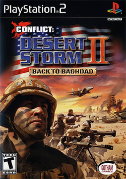 Conflict - Desert Storm II - Back to Baghdad Coverart.png