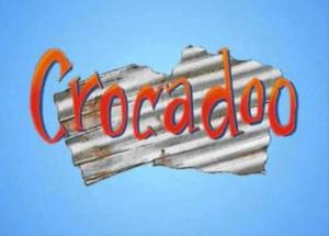 Crocadoo - title screen